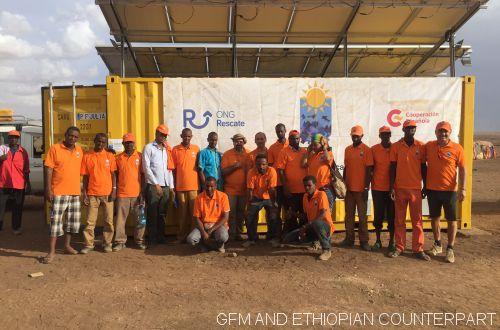 GFM AND ETHIOPIAN COUNTERPART