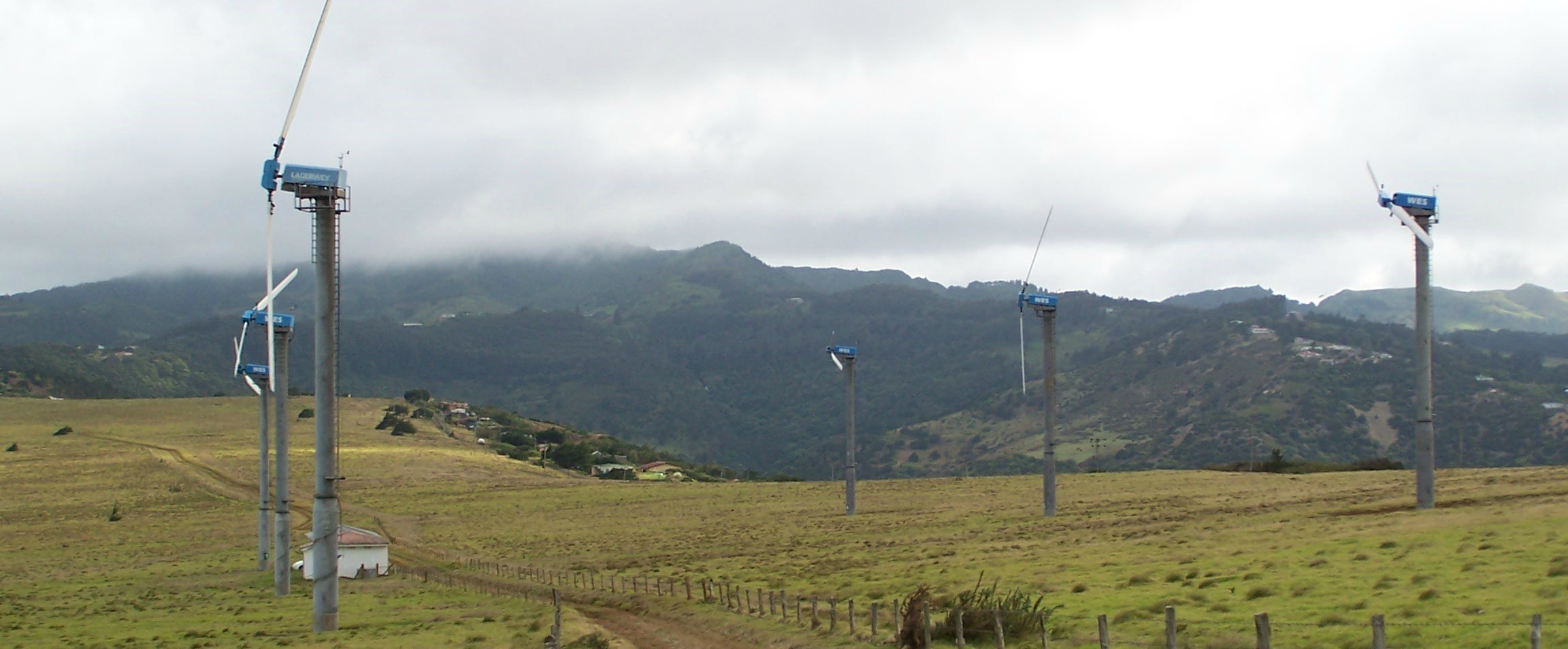 © Wind energy solutions - St.Helena
